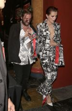 BELLA THORNE Leaves The Vista Theater in Los Angeles 10/11/2017