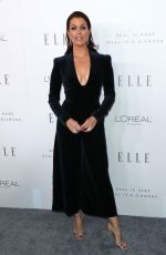 BELLAMY YOUNG at Elle Women in Hollywood Awards in Los Angeles 10/16/2017