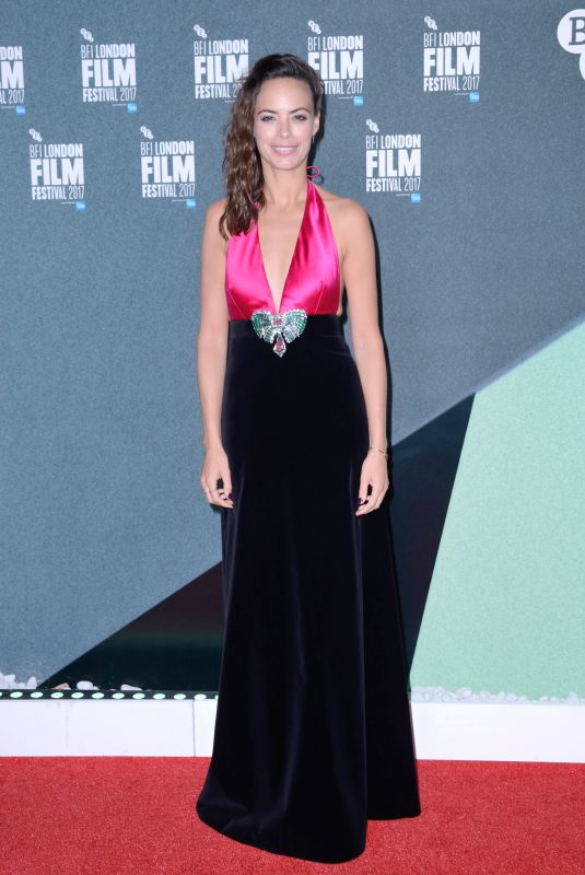 BERENICE BEJO at The Redoutable Premiere at 2017 BFI London Film Festival 10/07/2017