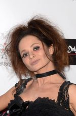 BERNA ROBERTS at Halloween Hotness 4: Heating Up for the Cure in Hollywood 10/15/2017