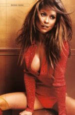 Best from the Past - BROOKE BURKE in Maxim Magazine, Poland August 2001