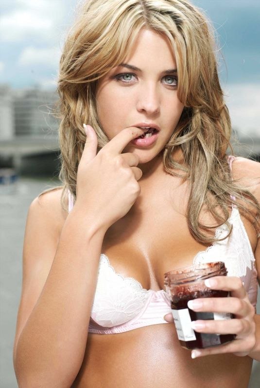 Best from the Past - GEMMA ATKINSON for Maxim Magazine, 2005