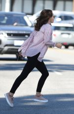 BETHANY JOY LENZ Out and About in Los Angeles 10/21/2017