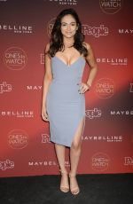 BETHANY MOTA at People's Ones to Watch Party in Los Angeles 10/04/2017