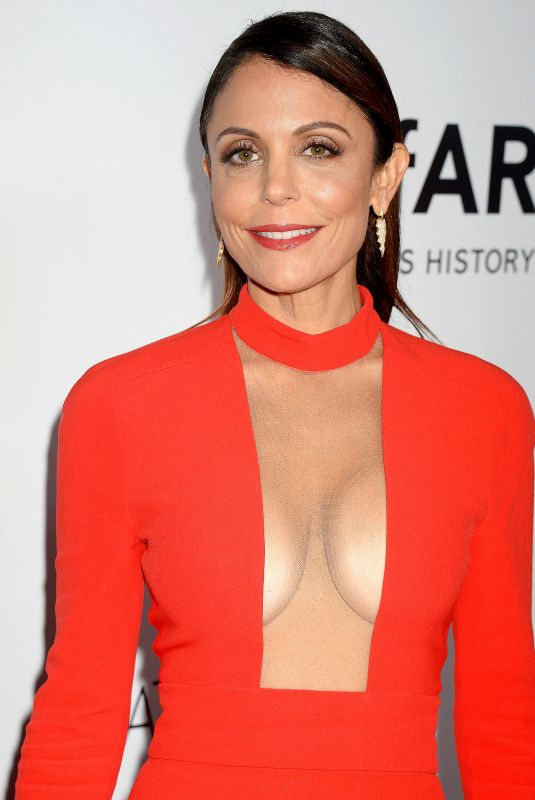 BETHENNY FRANKEL at Amfar Inspiration Gala in Los Angeles 10/13/2017