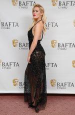 BETSY at British Academy Cymru Awards in Cardiff 10/08/2017