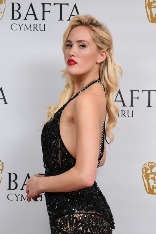 BETSY at British Academy Cymru Awards in Cardiff 10/08/2017