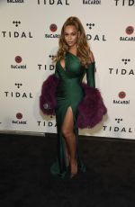 BEYONCE at Tidal X: Brooklyn' Benefit Concert in New York 10/17/2017