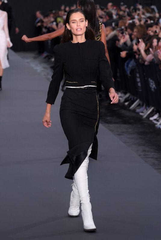 BIANCA BALTI at L'Oreal Runway Show at Paris Fashion Week 10/01/2017