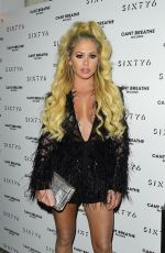 BIANCA GASCOIGNE at Sixty6 Magazine Launch Party in London 10/12/2017