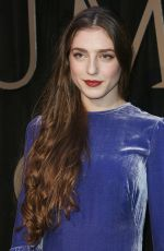 BIRDY at BFI Luminous Fundraiser in London 10/03/2017