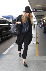 BLAKE LIVELY at LAX Airport in Los Angeles 10/11/2017