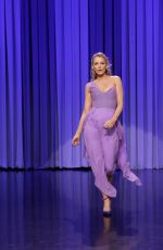 BLAKE LIVELY at Tonight Show Starring Jimmy Fallon in New York 10/13/2017