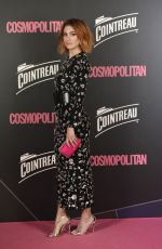 BLANCA SUAREZ at Cosmopolitan Awards in Madrid 10/19/2017