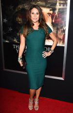BONNIE JILL LAFIN at Thank You for Your Service Premiere in LLos Angeles 10/23/2017
