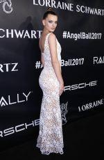 BREGJE HEINEN at Gabrielle's Angel Foundation's Angel Ball 2017 in New York 10/23/2017