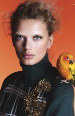 BREGJE HEINEN for Narcisse Magazine, #7 Issue