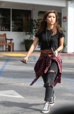 BRENDA SONG at Shu Sushi House in Los Angeles 10/03/2017