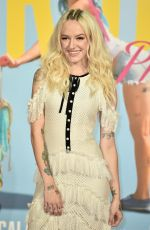 BRIA VINAITE at The Florida Project Official Screening at 61st BFI London Film Festival 10/13/2017