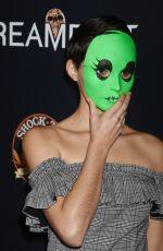 BRIANNA HILDEBRAND at Tragedy Girls Premiere at Screamfest Horror Film Festival in Los Angeles 10/15/2017