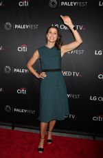BRIDGET MOYNAHAN at Blue Bloods Presentation at Paleyfest in New York 10/16/2017