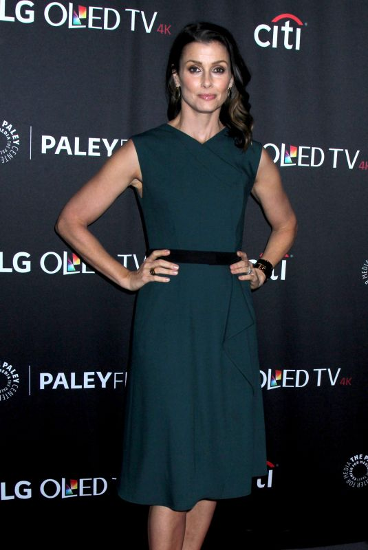 BRIDGET MOYNAHAN at Blue Bloods Presentation at Paleyfest in New York 10/17/2017
