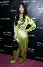 BRITTNY GASTINEAU at Prettylittlething by Kourtney Kardashian Launch in Los Angeles 10/25/2017