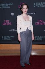 BROOKE BLOOM at Time and the Conways Opening Night in New York 10/10/2017