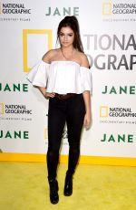 BRYANA SALAZ at Jane Premiere in Hollywood 10/09/2017