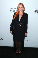 BUSY PHILIPPS at Amfar Inspiration Gala in Los Angeles 10/13/2017
