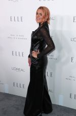 BUSY PHILIPPS at Elle Women in Hollywood Awards in Los Angeles 10/16/2017