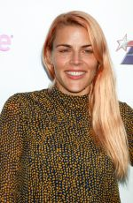 BUSY PHILIPPS at Tie the Knot Party in Los Angeles 10/12/2017