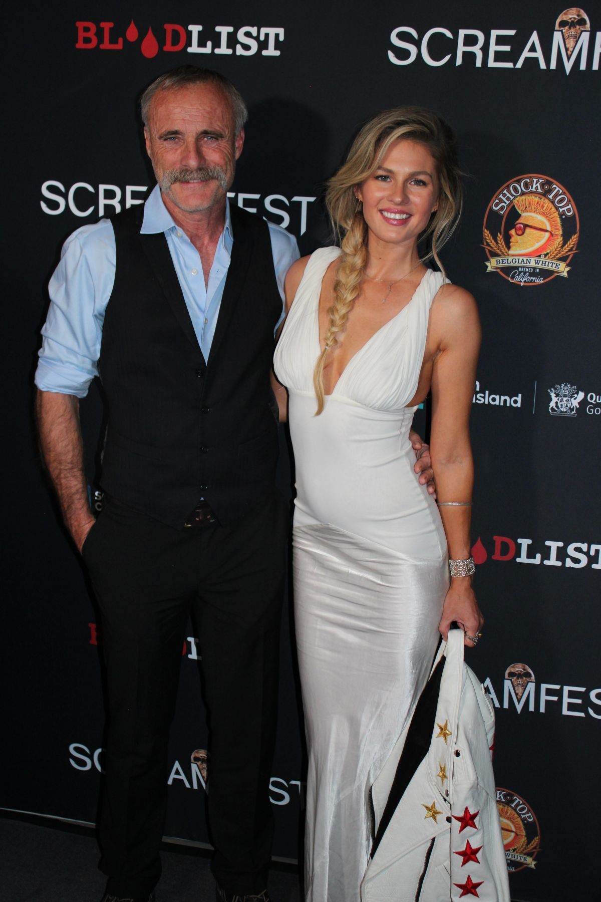 CAITLIN MANLEY at Tragedy Girls Premiere at Screamfest