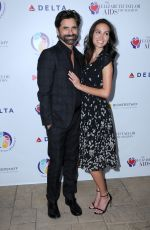 CAITLIN MCHUGH at Elizabeth Taylor Aids Foundation and mothers2mothers Benefit Dinner in Los Angeles 10/24/207