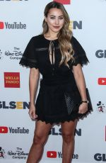 CAMDEN SCOTT at Glsen Respect Awards in Los Angeles 10/20/2017