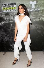 CAMILA CABELLO at 2017 Latin American Music Awards in Hollywood 10/26/2017