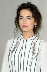 CAMILLA BELLE at Hammer Museum Gala in the Garden Honoring Ava Duvernay in Los Angeles 10/14/2017