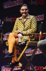 CAMREN BICONDOVA at 2017 New York Comic-con 10/08/2017
