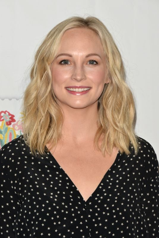 CANDICE KING at 28th Annual A Time for Heroes Family Festival in Culver City 10/29/2017