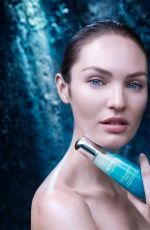 CANDICE SWANEPOEL for Biotherm, 2017 Photoshoot