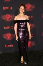 CARA BUONO at Stranger Things Season 2 Premiere in Los Angeles 10/26/2017