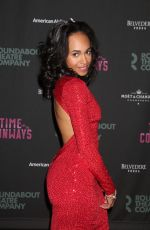 CARA RICKETTS at Time and the Conways Opening Night in New York 10/10/2017