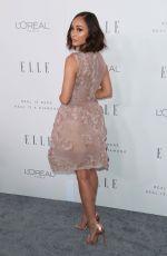 CARA SANTANA at Elle Women in Hollywood Awards in Los Angeles 10/16/2017