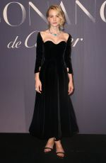 CAREY MULLIGAN at Resonances De Cartier Jewelry Collection Launch in New York 10/10/2017