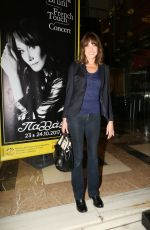 CARLA BRUNI Begins Her World Music Tour in Athens 10/22/2017