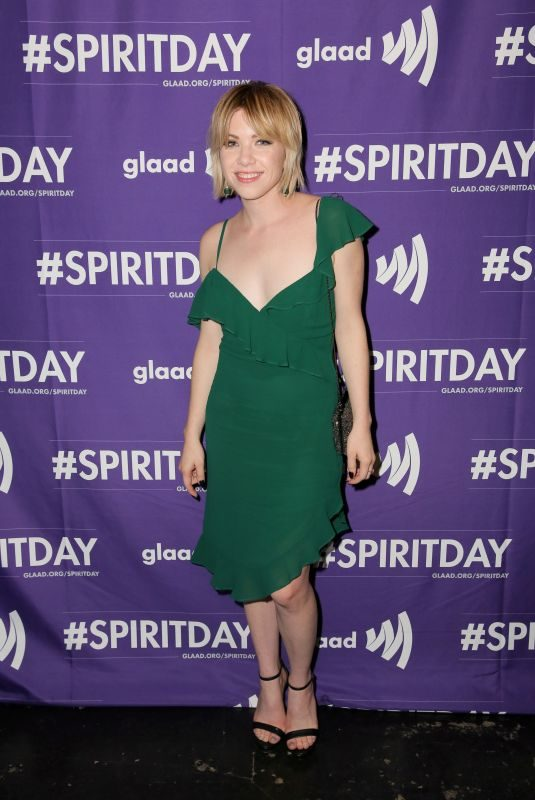CARLY RAE JEPSEN at Justin Tranter and Glaad Present Believer Spirit Day Concert in Los Angeles 01/18/2017