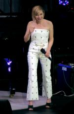 CARLY RAE JEPSEN Performs at David Foster Foundation Gala in Vancouver 10/21/2017