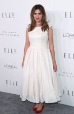 CARLY STEELE at Elle Women in Hollywood Awards in Los Angeles 10/16/2017