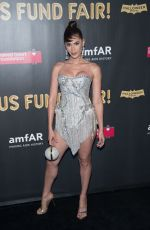 CARMEN CARRERA at 2017 Amfar Fabulous Fund Fair in New York 10/28/2017