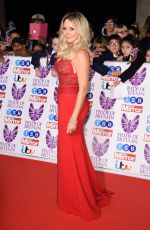 CAROL VORDERMAN at Pride of Britain Awards 2017 in London 10/30/2017